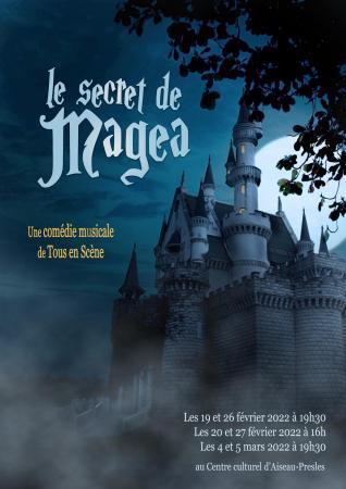 Le secret de Magea