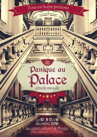 Panique au Palace