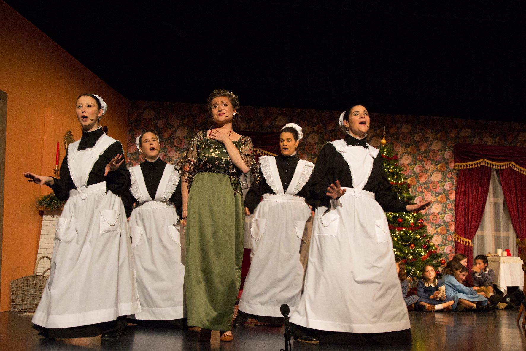 L'incroyable Noël des enfants Maxwell