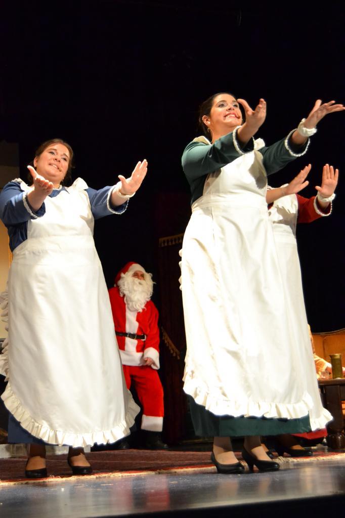 Joyeux Noël Lady Mary