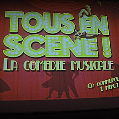 Tous en scène, la comédie musicale