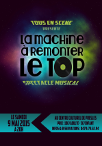 La machine à remonter le top